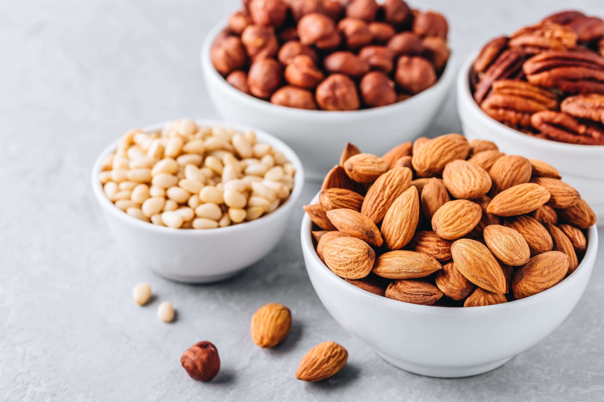 6 Benefits of Eating Nuts
