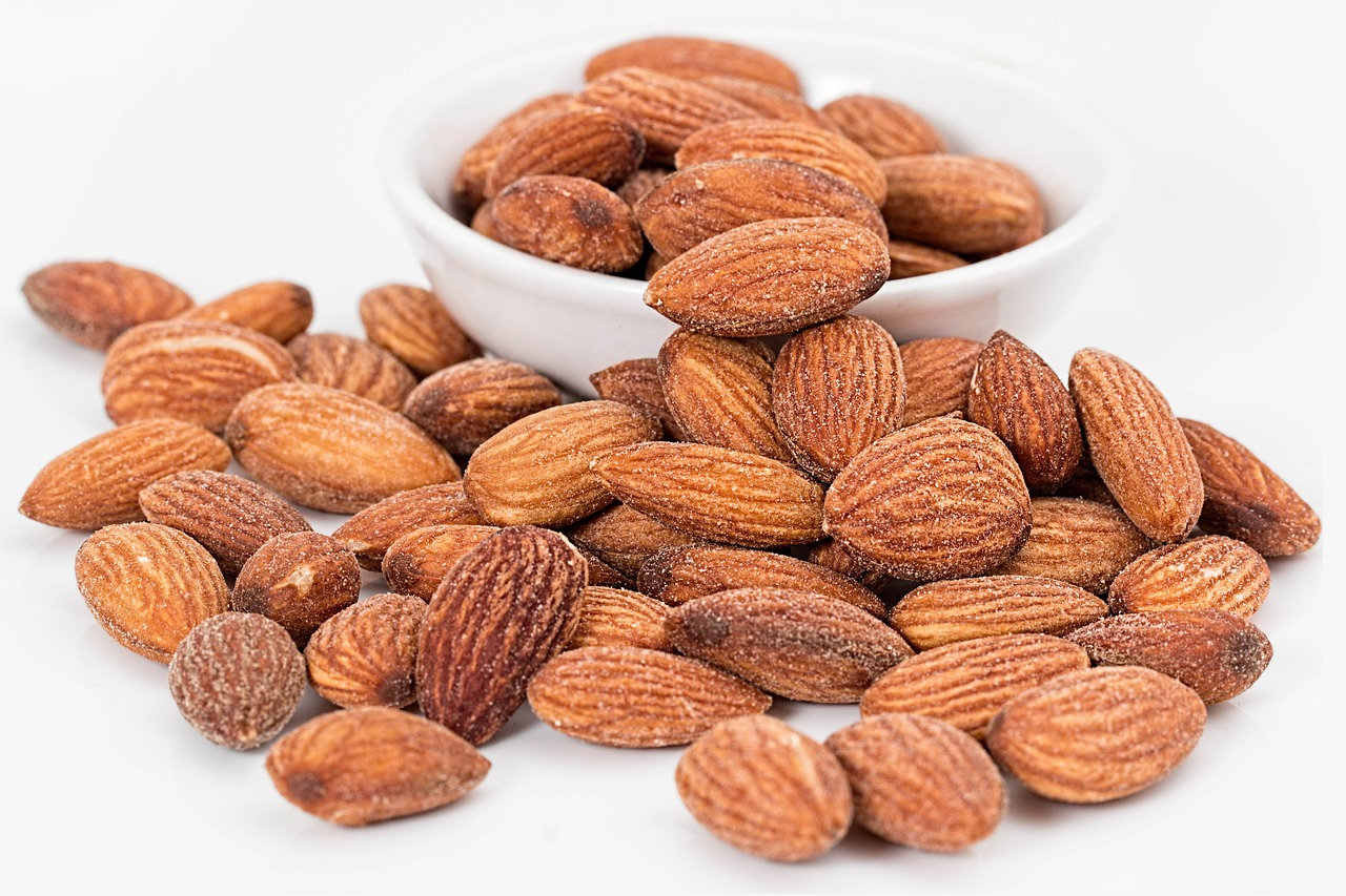The Health Benefits of Eating Almonds