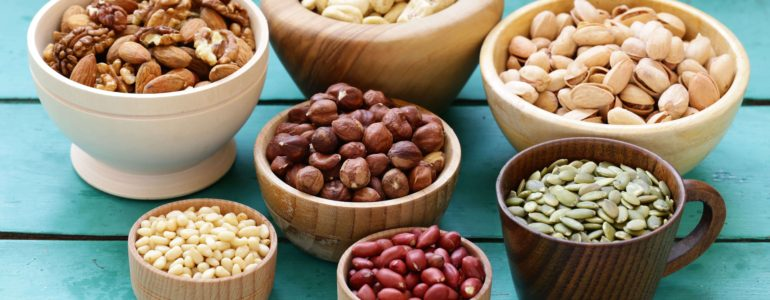 5 Benefits Of Eating Nuts