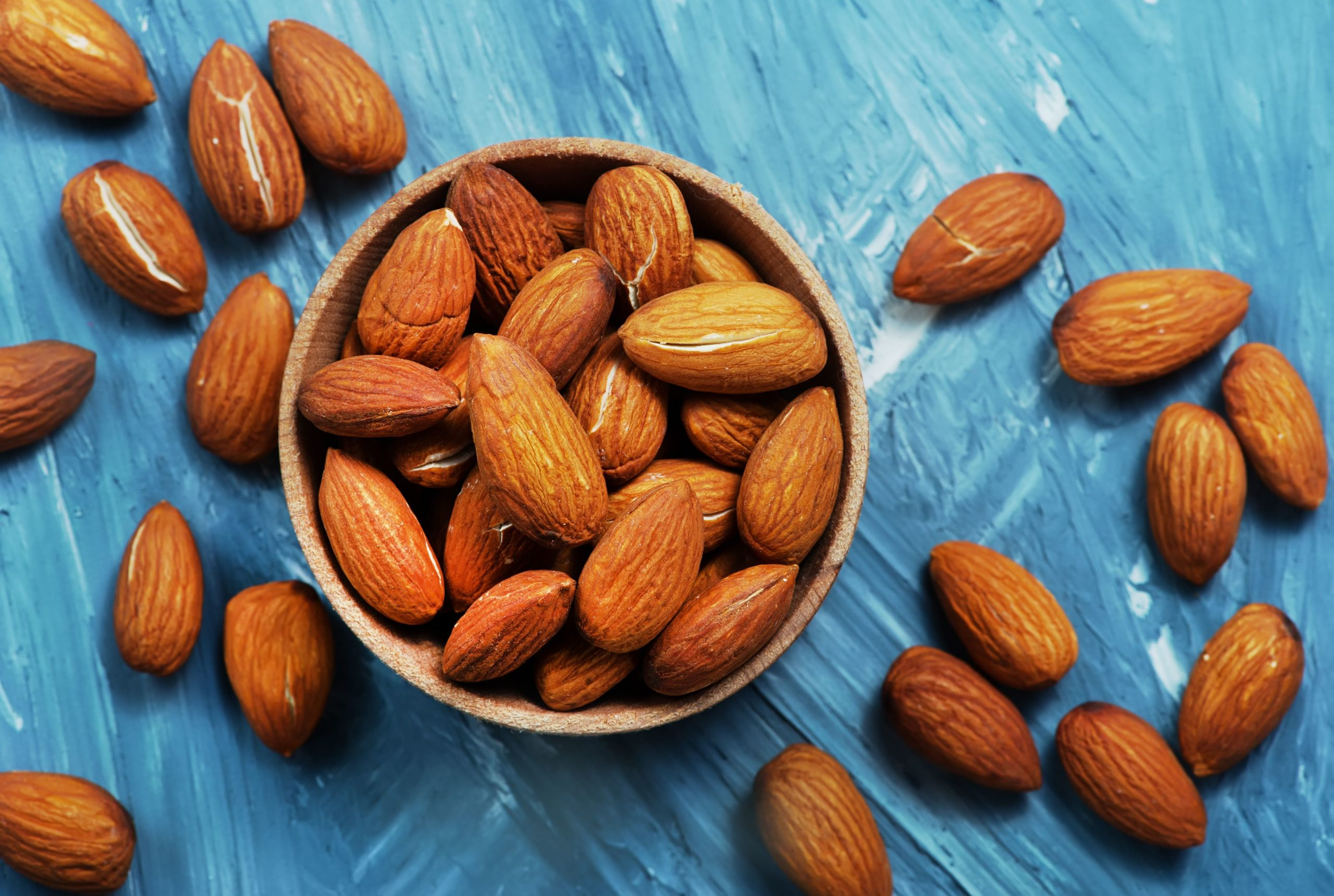 10 Health Benefits Of Almonds